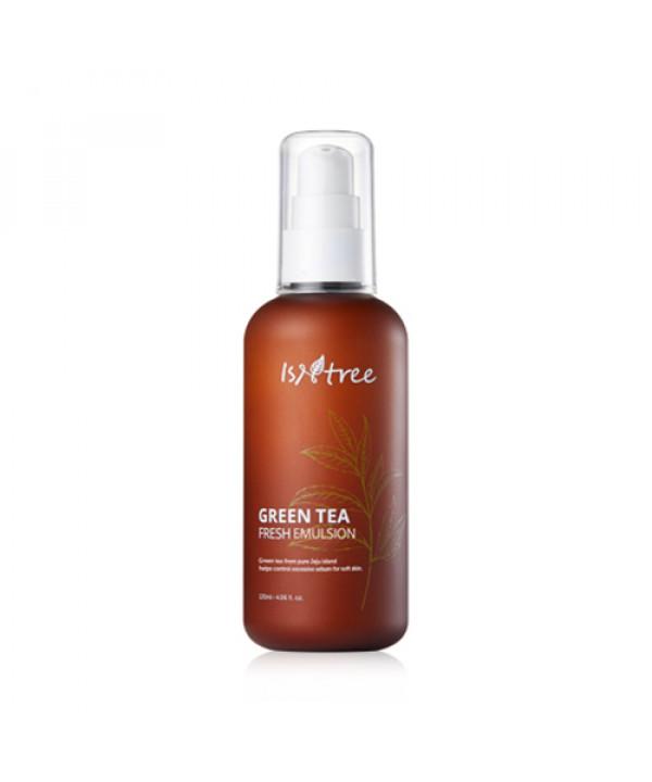 [ISNTREE] Green Tea Fresh Emulsion - 120ml