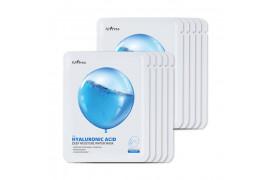 [ISNTREE] Hyaluronic Acid Deep Moisture Water Mask - 1pack (10pcs)