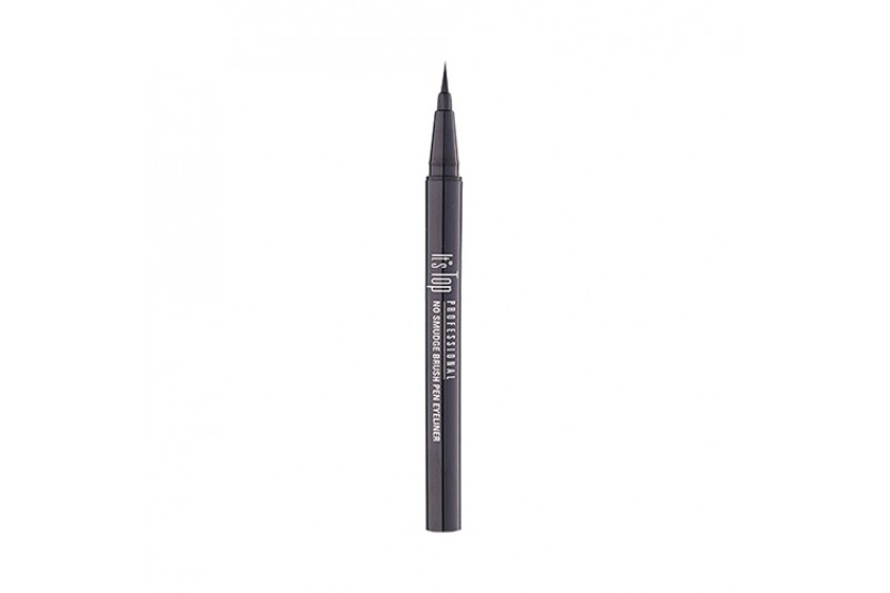 [It'S SKIN] Its Top Professional No Smudge Brush Pen Eyeliner - 0.6g