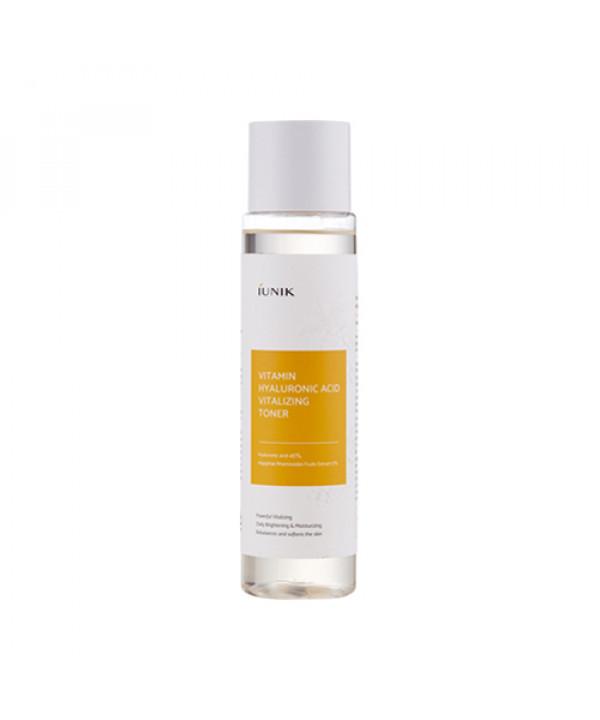 [IUNIK] Vitamin Hyaluronic Acid Vitalizing Toner - 200ml