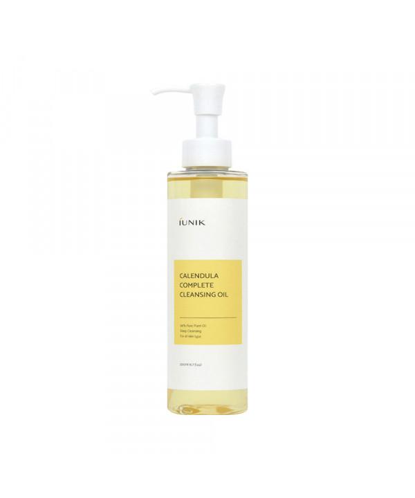 [IUNIK] Calendula Complete Cleansing Oil - 200ml