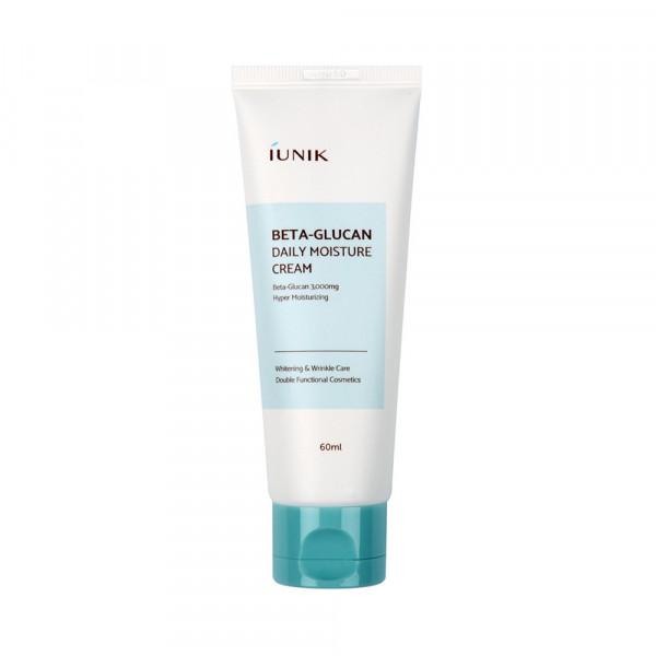[IUNIK] Beta Glucan Daily Moisture Cream - 60ml