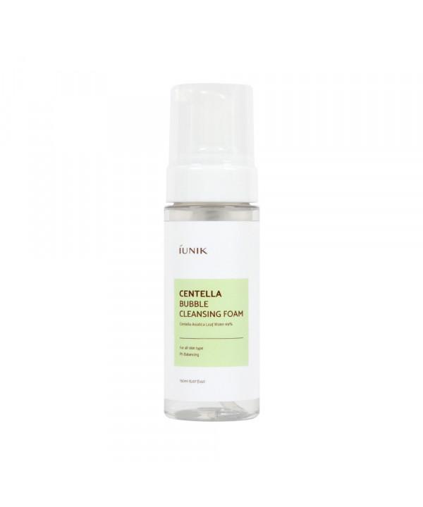 [IUNIK] Centella Bubble Cleansing Foam - 150ml