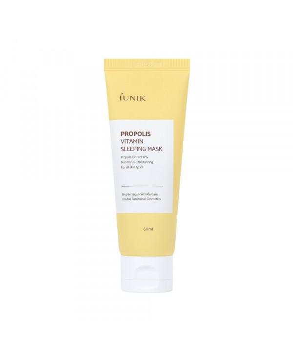 [IUNIK] Propolis Vitamin Sleeping Mask - 60ml