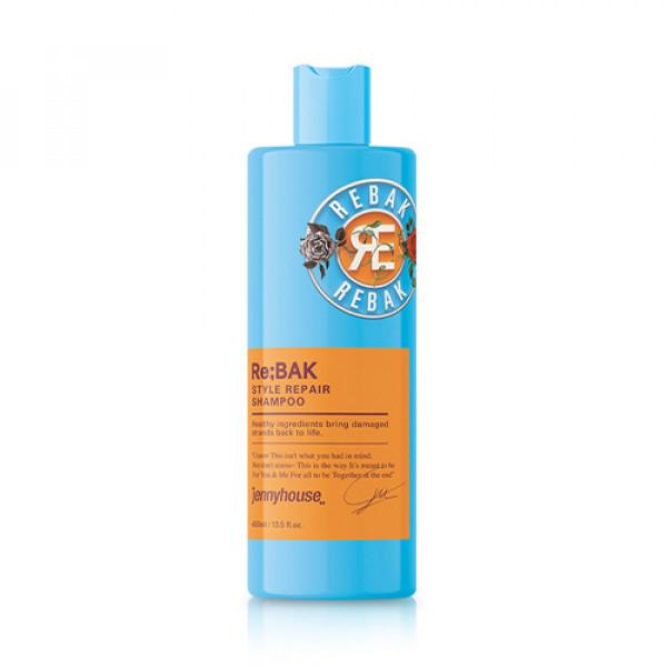 [JENNY HOUSE] Re Bak Style Repair Shampoo - 400ml