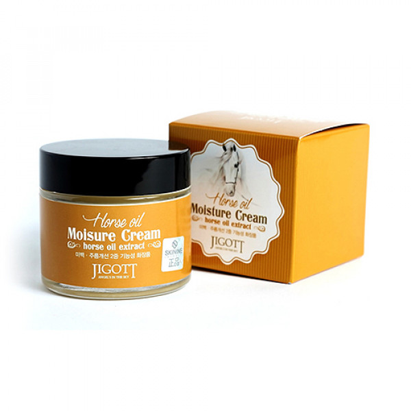 [JIGOTT] Horse Oil Moisture Cream - 70ml