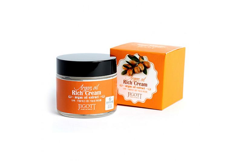 [JIGOTT] Argan Rich Cream - 70ml