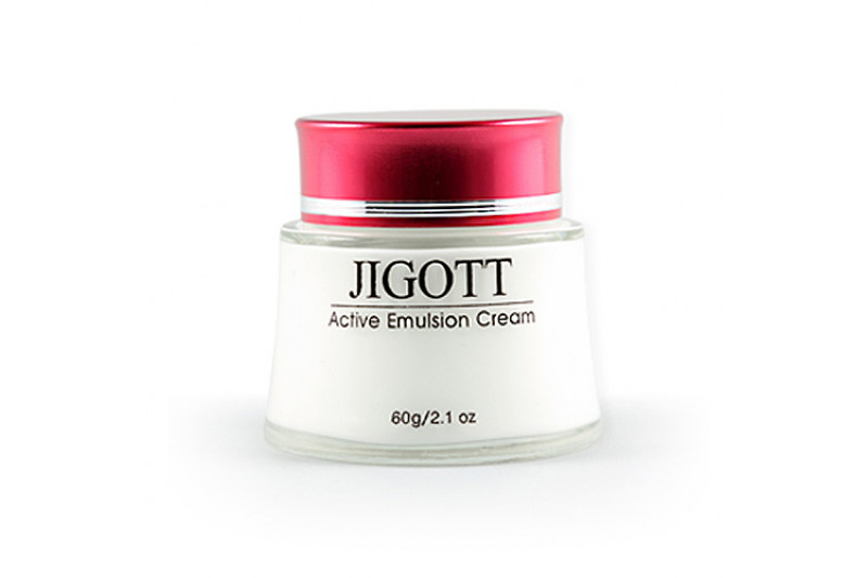 [JIGOTT] Active Emulsion Cream - 50g