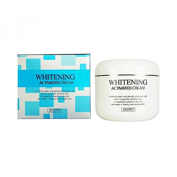 [JIGOTT] Whitening Activated Cream - 100g