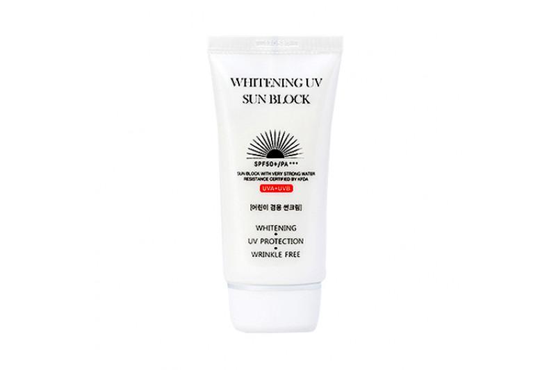 [JIGOTT] Whitening UV Sun Block - 70ml (SPF50+ PA+++)