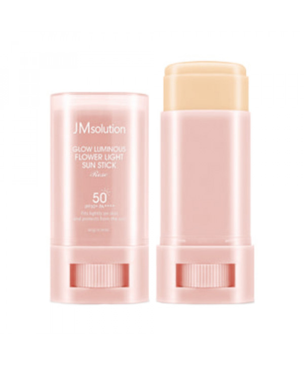[JMsolution] Glow Luminous Flower Light Sun Stick - 20g (SPF50+ PA++++)