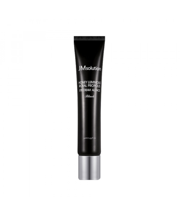 [JMsolution] Honey Luminous Royal Propolis Eye Cream (All Face Black) - 40ml