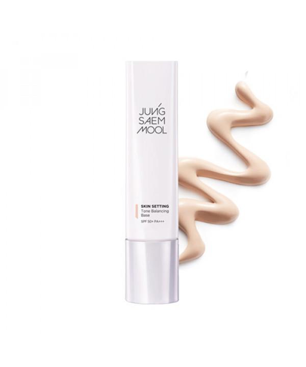 [JSM BEAUTY] Skin Setting Tone Balancing Base - 40ml (SPF50+ PA+++)