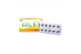 [JUNGWOO] Yorosin Tablet - 1pack (20pcs)