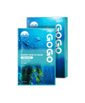 W-[JUST GOGO] Watery Skin Fit Mask - 1pack (10pcs) x 10ea