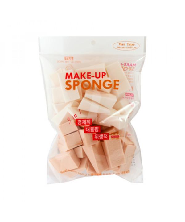 [JUT] Make Up Sponge - 1pack (38pcs)