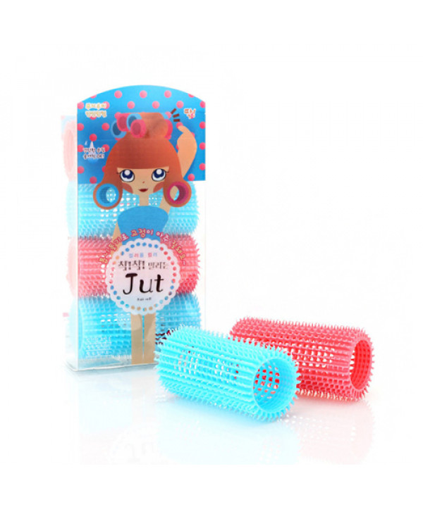 [JUT_50% SALE] Jut Hair Roll (39mm x 70mm) - 1pack (4pcs)