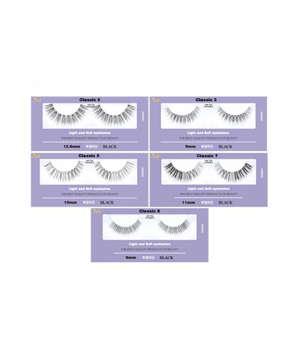 W-[JUT] Professional Eyelashes - 1pcs x 10ea