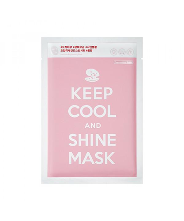 [KEEP COOL] Shine Intensive Brightening Mask - 1pcs