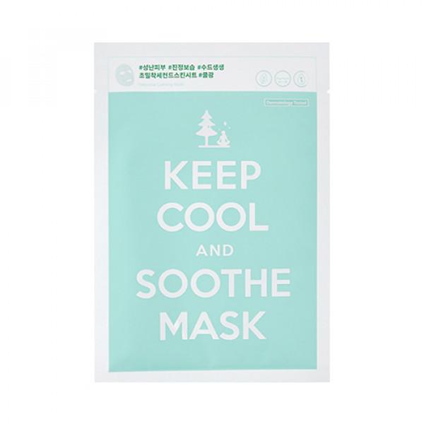 [KEEP COOL] Soothe Intensive Calming Mask - 1pcs