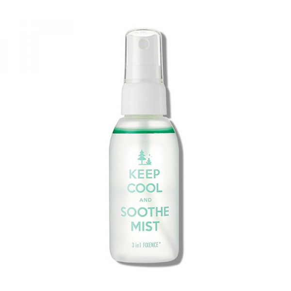 [KEEP COOL] Soothe Fixence Mist - 60ml