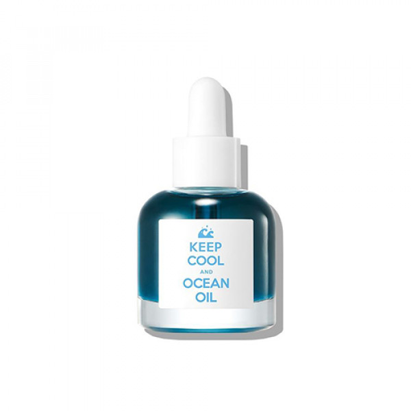 [KEEP COOL] Ocean Deep Blue Oil - 25ml