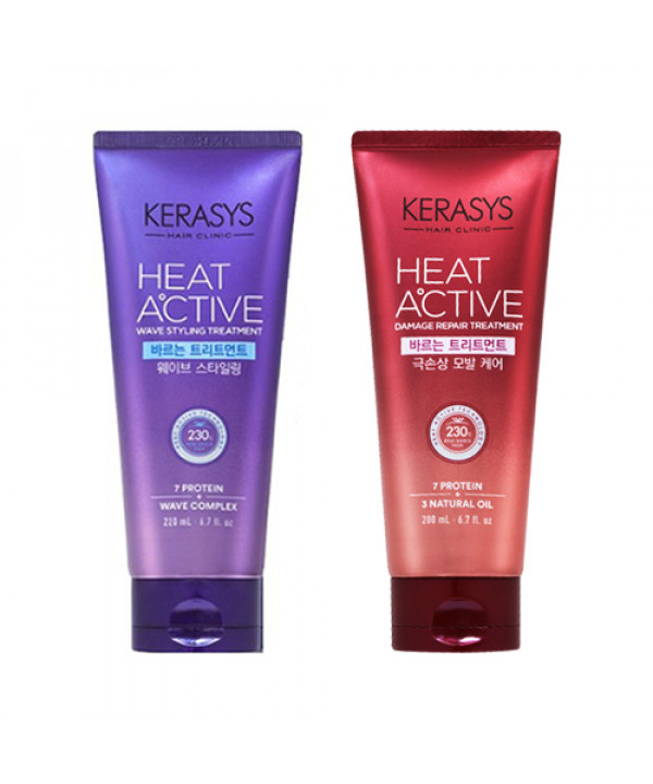[KERASYS] Heat Active Leave In Treatment - 200ml