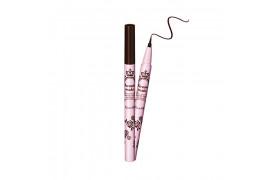 W-[KISS ME] Heroine Make Smooth Liquid Eyeliner N BR - 0.4ml No.Brown x 10ea