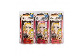 W-[KISS ME] Heroine Make Smooth Liquid Eyeliner Super Keep - 0.4ml x 10ea