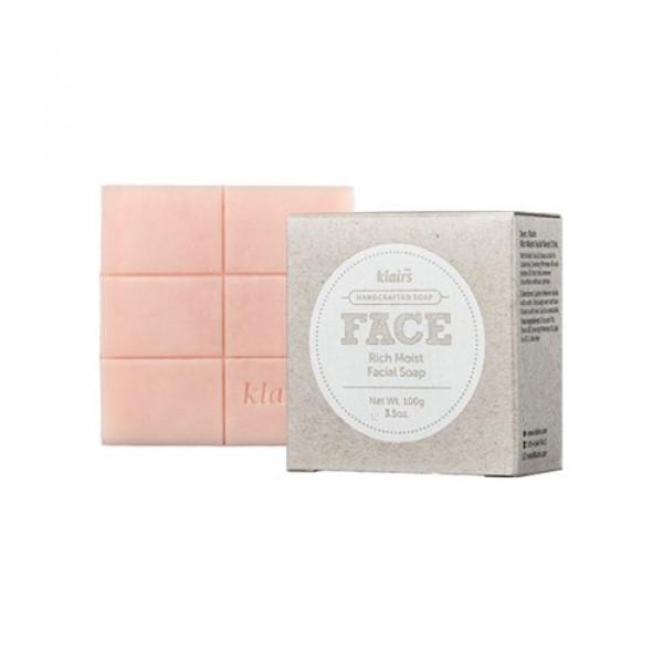 [Klairs] Rich Moist Facial Soap - 100g