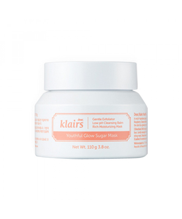 [Klairs] Youthful Glow Sugar Mask - 110g