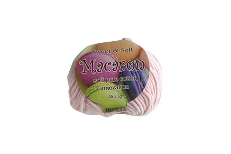 [KNIT] Soft Pure Cotton Macaron Yarn (Part 1) - 1pcs