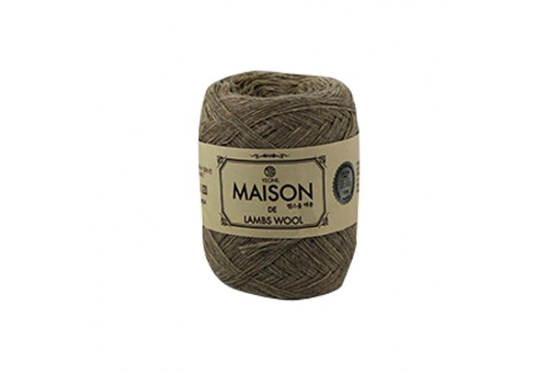 [KNIT] Lambs Wool Maison Yarn (Part 3) - 1pcs