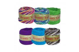 [KNIT] Beauty Yarn Coma Cotton (Part 2) - 1pcs