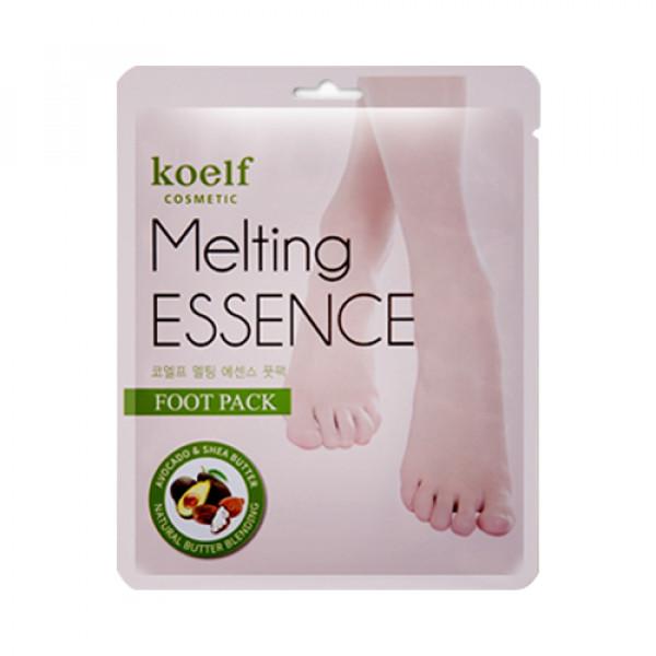 [KOELF] Melting Essence Foot Pack - 1pack (10pcs)