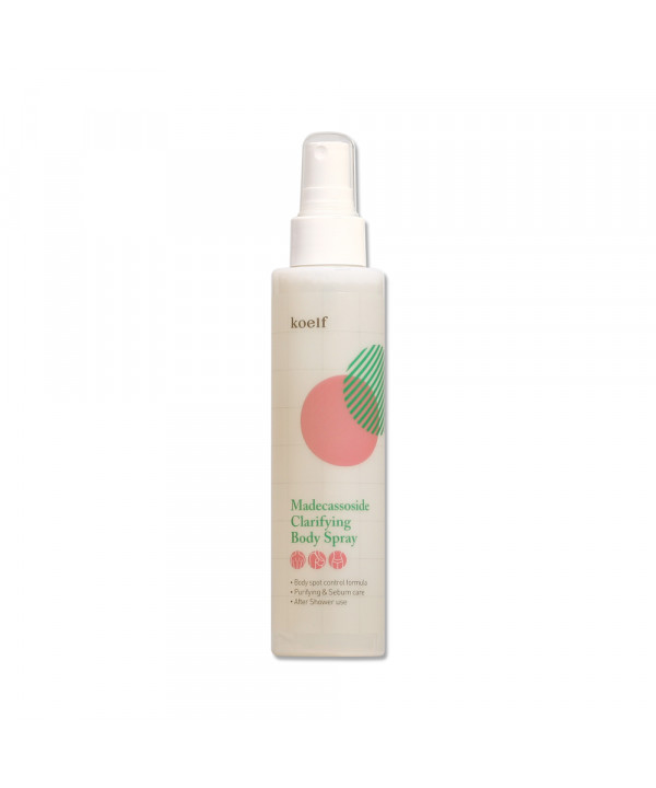 [KOELF] Madecassoside Clarifying Body Spray - 150ml