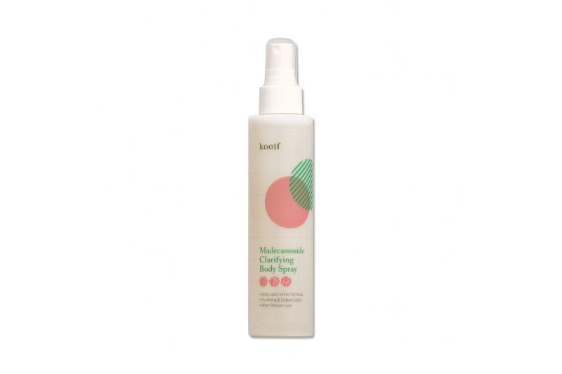 [KOELF] Madecassoside Clarifying Body Spray - 150ml