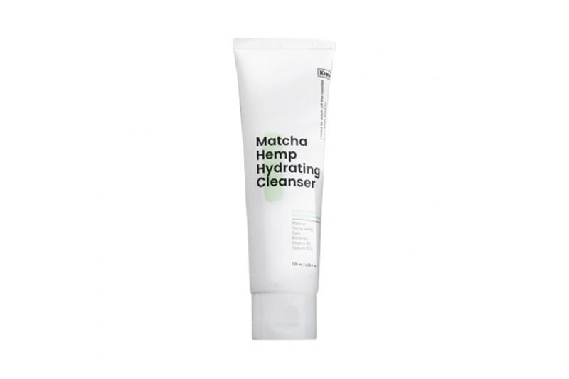 [KRAVEBEAUTY] Matcha Hemp Hyrating Cleanser - 120ml