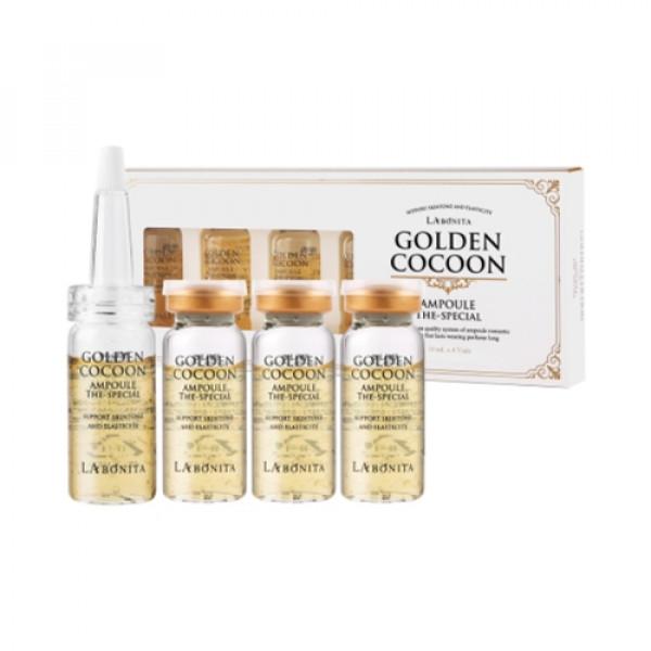 [LABONITA] Golden Cocoon Ampoule The Special - 1pack (4pcs)