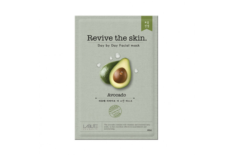 [LABUTE_LIMITED] Revive The Skin Day By Day Mask - 5pcs (EXP 2020.11.15)
