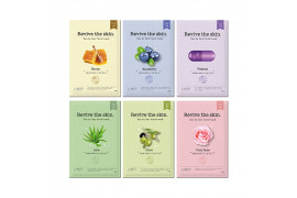 [LABUTE_LIMITED] Revive The Skin Day By Day Mask - 5pcs (EXP.2020.10.)