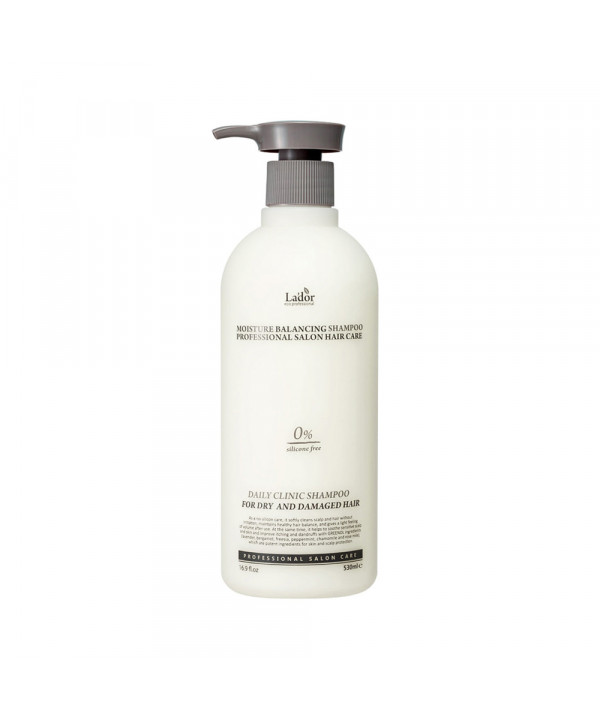 [Lador] Moisture Balancing Shampoo - 530ml