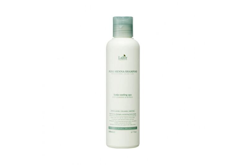 [Lador] Pure Henna Shampoo - 200ml