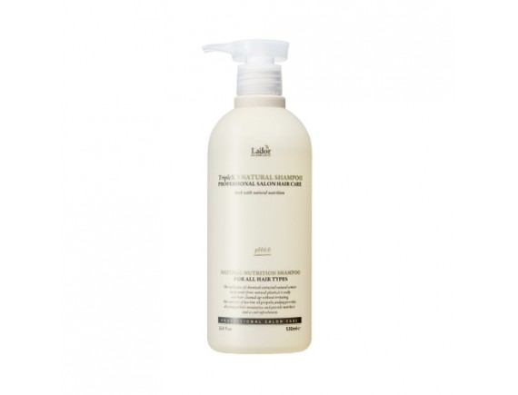 [Lador] Triplex Natural Shampoo - 530ml