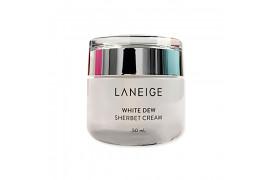W-[LANEIGE] White Dew Sherbet Cream - 50ml x 10ea