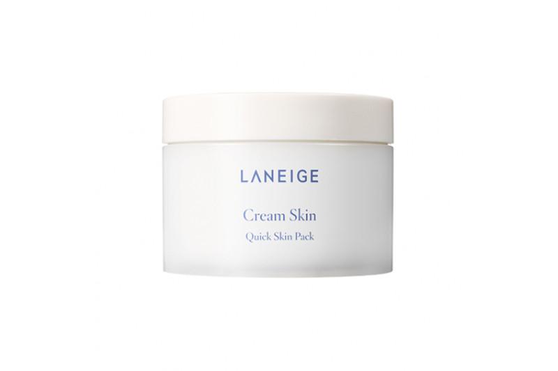 [LANEIGE] Cream Skin Quick Skin Pack - 1pack (100pcs)