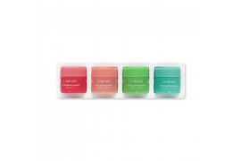 [LANEIGE] Lip Sleeping Mask Mini Kit - 1pack (4pcs)