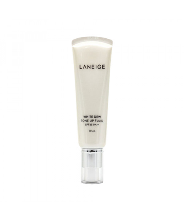 [LANEIGE] White Dew Tone Up Fluid (2020) - 50ml (SPF35 PA++)