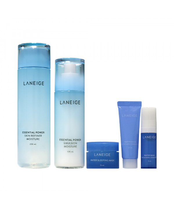 [LANEIGE] Basic Duo Set - 1pack (5items) No.Moisture