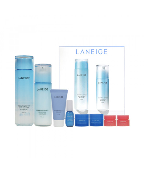 [LANEIGE] Basic Duo Special Set - 1pack (8items) No.Moisture
